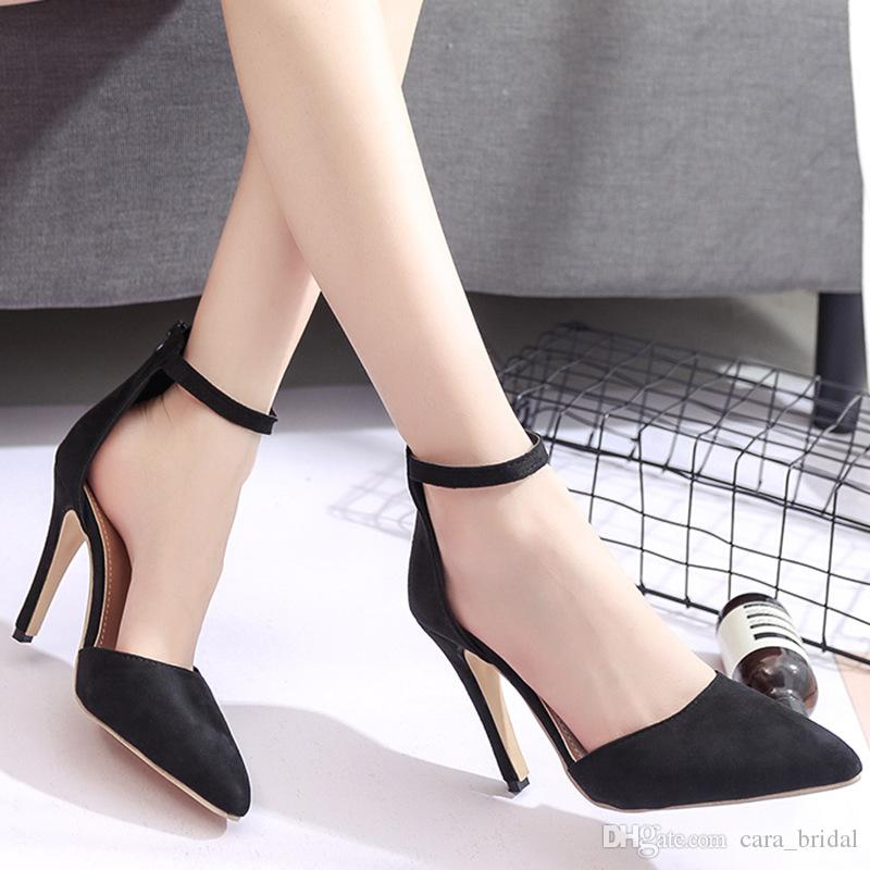 31eb7fb2fca Classic Black Velvet High Heels Women Pumps,Luxury Red Bottom Pointy Toes  Dress Wedding Shoes With Platform High Heel Shoes Online Basketball Shoes  ...