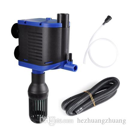 High Efficiency 8W Aquarium Water Pump Fish Tank Pond Pool Internal Filter Water Pump With 500L/H Flow Max
