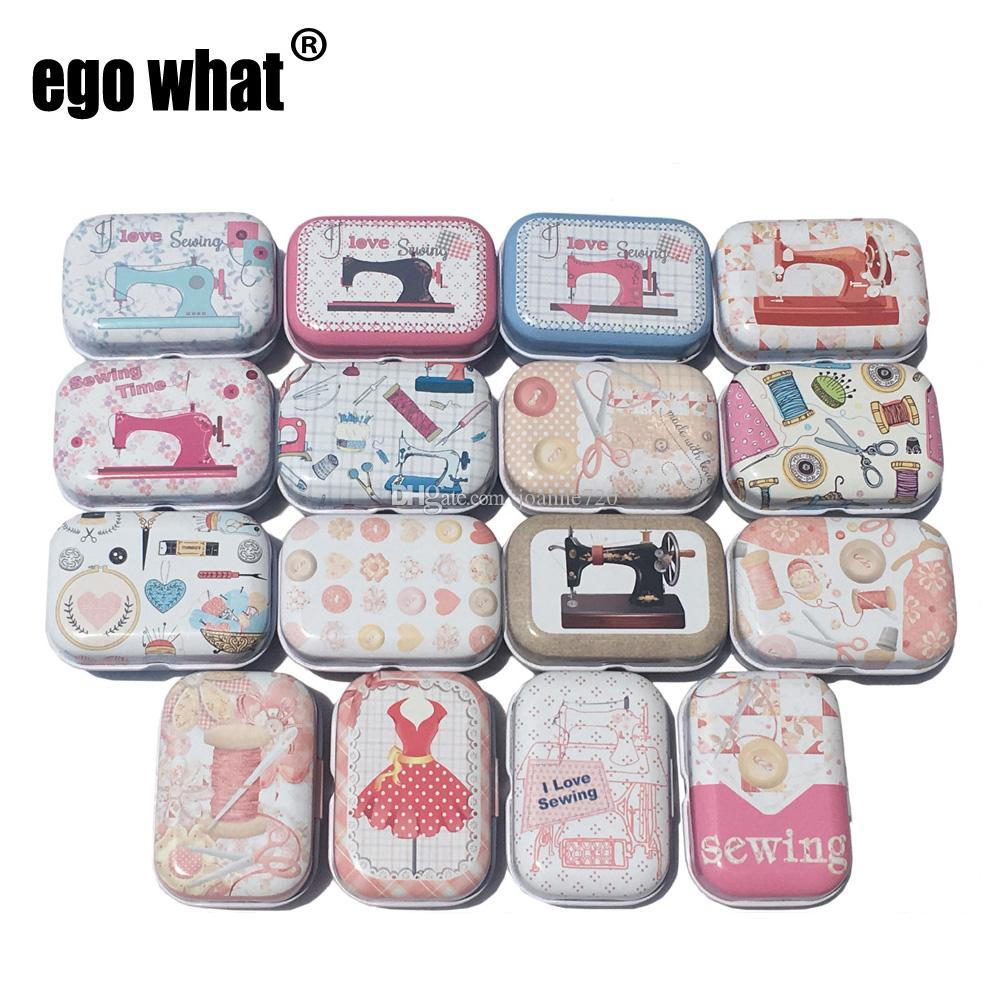 Free shipping cute Small iron Handbag Storage Jewelry Decorative Tin Box With Lids Candy Earphone Ring Christmas Gifts Boxes