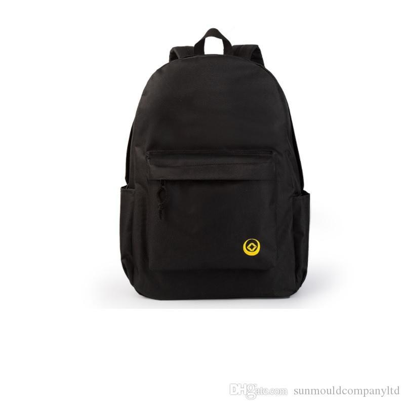 새로운 패션 고품질의 여성 남성 배낭 브랜드 어깨 가방 hipster 패션 가방 캐주얼 학생 가방 핸드백 여행 배낭 무료 떨어지고