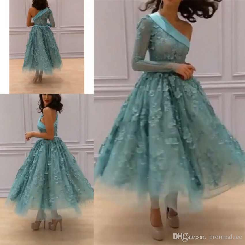 Ankle Length Prom Dresses