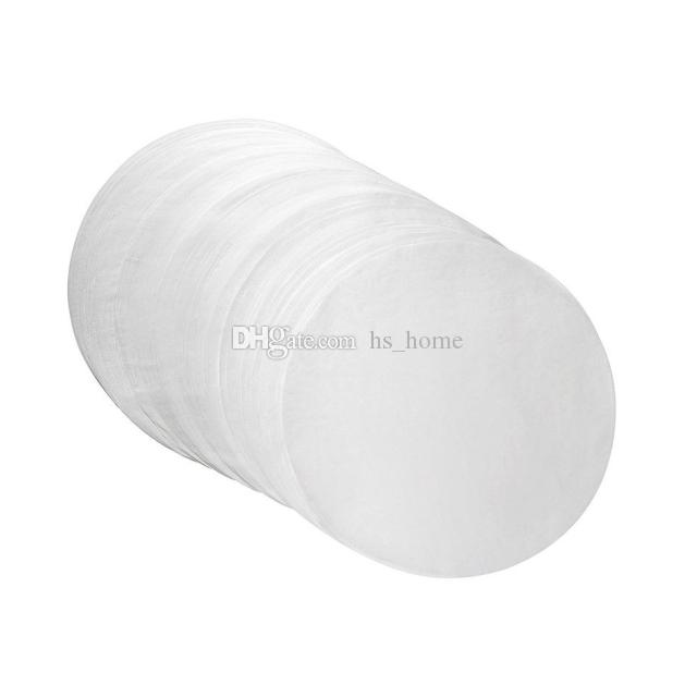 High quality baking paper Parchment Paper Circles Baking Paper 40 pieces/bag Used in baking,roasting,ovens,microwaves,frying pans 4 size.