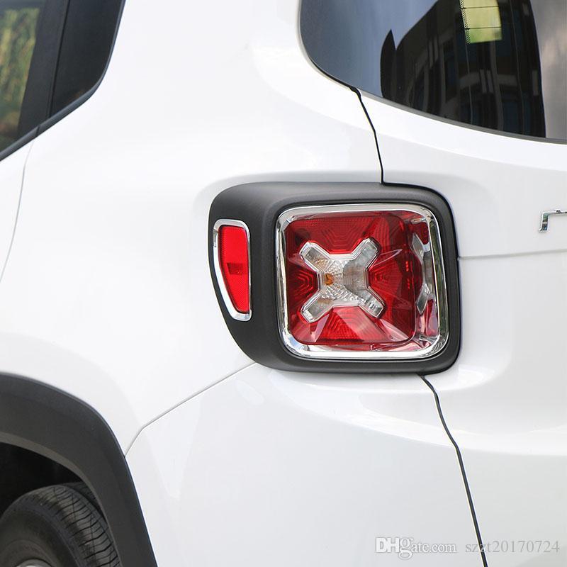 2007-2017 JK WRANGLER NEW License Plate Lamp Lens Rear Tag Light Housing