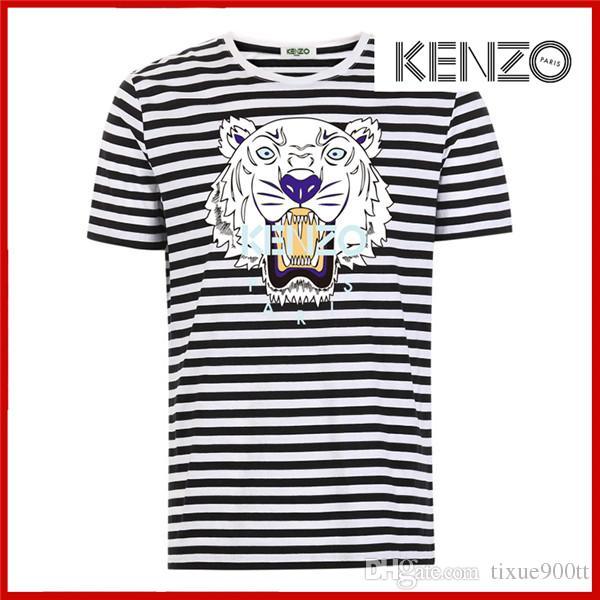 Yerler + Yüzleri T-Shirt Hip Hop Streetwear Pamuk O-Boyun Rahat P + F T Gömlek Erkekler Kadınlar Yaz Tarzı Siyah YERLER + YÜZLER T-Shirt