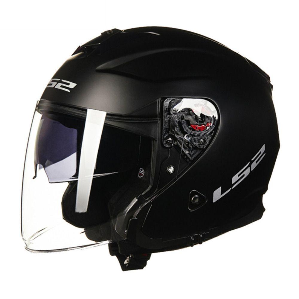 LS2/OF521/Infinity Smart Open Face Casco Moto