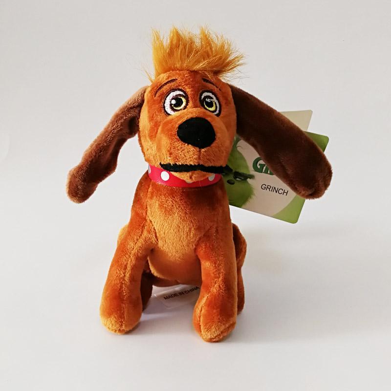 18cm 개가 어떻게 그린 크리스마스를 훔친 동물 봉제 장난감 선물
