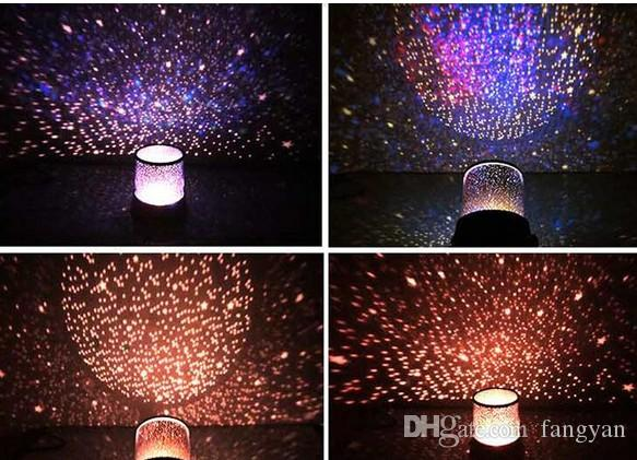 new style 54622 abd26 2019 8 Design Galaxy Lamp LED Night Light Star Master Starry Sky Projector  Color Change Magic Night Lamp For Valentine'S Day Gift From Fangyan, $10.67  ...
