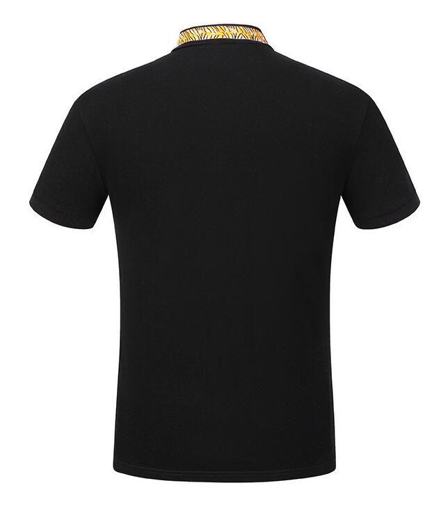 T Shirt Uomo Crosshatch Polo Splendour Manica Corta Plain T-shirt Top S-2XL