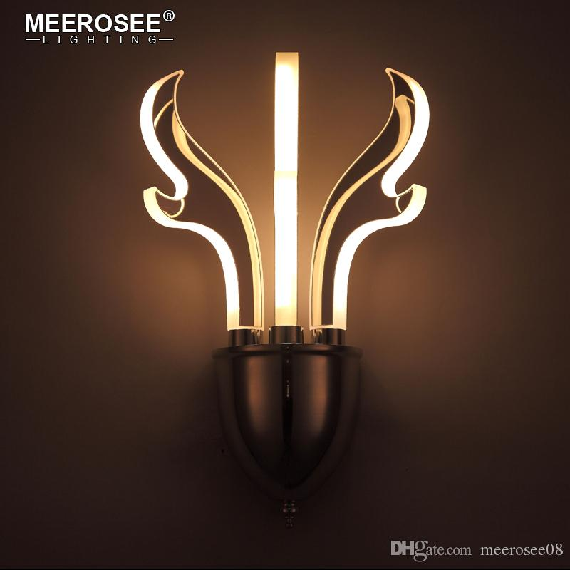 Modern Creative Wall Lamp LED Bedside Wall Lights Bedroom Sconces Aisle Corridor Hotel LED Wall Lighting