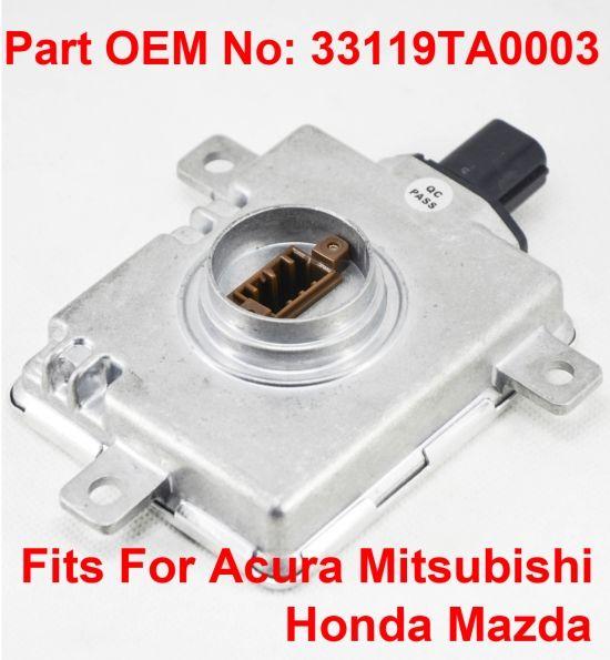 1PCS 12V 35W D2S D2R OEM HID Xenon Headlight Ballast Computer Control Unit Car Part Number 33119TA0003 Fit For Acura Honda Mazda Mitsubishi