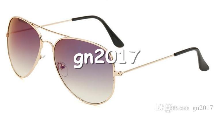 Großhandel Mode Frauen Männer Anti Uv Sonnenbrille Metallic Ocean Stück Brille Brille Frosch Brille Für Fahren Sonnenbrille Von Gn2017, $9.94 Auf