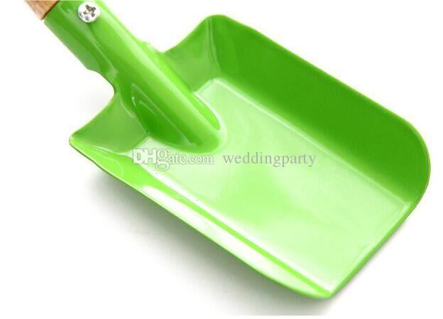 Hot 3 color Plant Tool Set Mini Gardening Bonsai Plant Pot Gardening Hand Tools Set Small Shovel