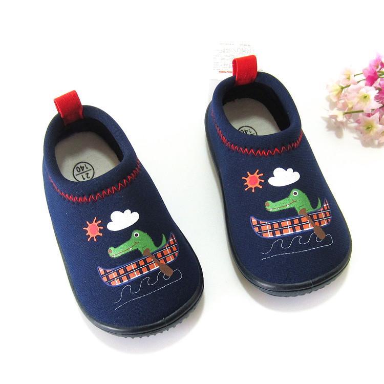 Kanvas ayakkabılar Çocuklar streç ayakkabı kızlar koşu sneakers çocuk Yürüyüş Ayakkabıları erkek düz pedal spor sneakers boyutu 14-18