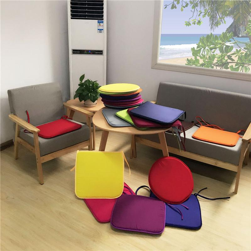 Solid Office Home Dining Chair Seat Pad Student Study Living Room Car Sofa Cushion Comfortable Soft Sunbrella Patio Cushions Wicker Seat Cushions From Zhanhuahome 12 58 Dhgate Com