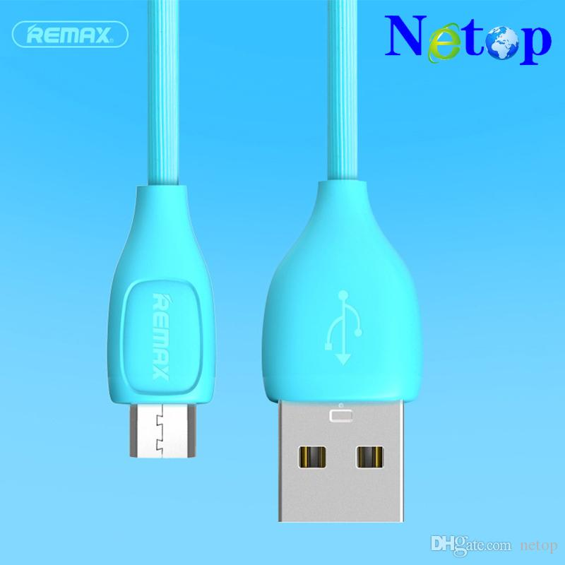 Original Remax USB Cable Fast Charging Data Sync Cable with Retail Package For Type-c android samsung