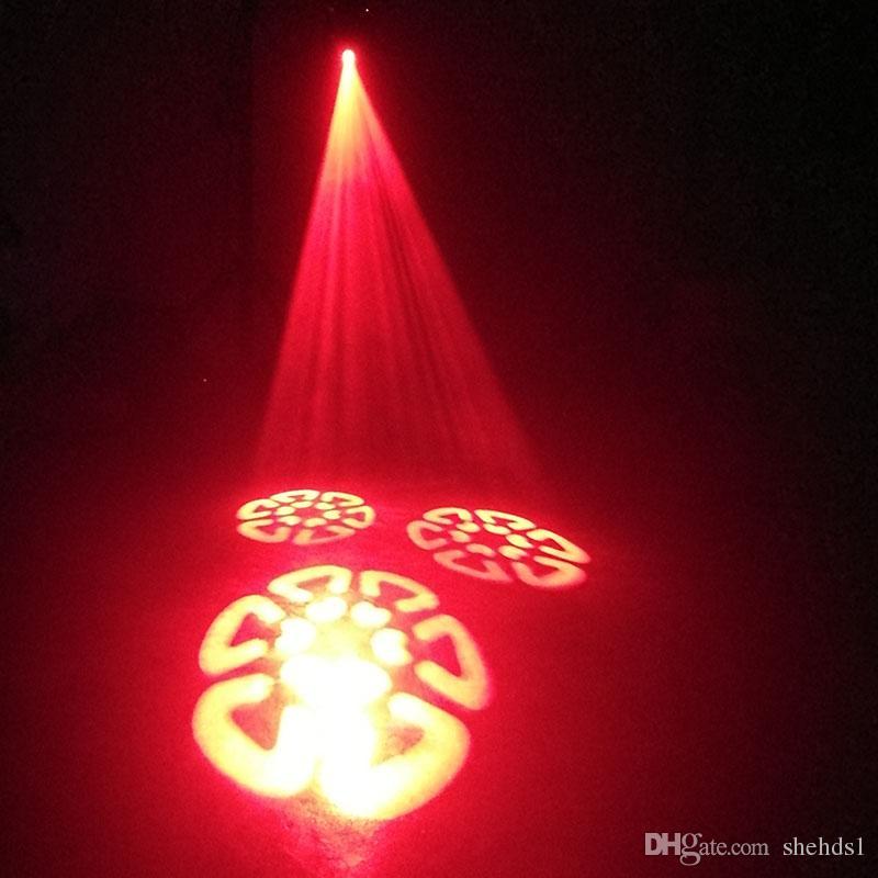 line Cheap New 60w Led Spot Light Gobos Mini Spot 60w 3 Facet