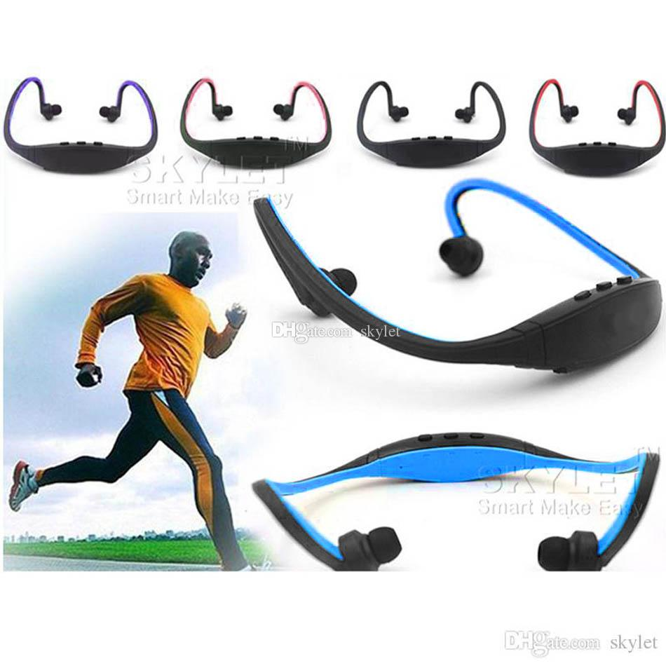 S9 Wireless Headphone Stereo Headset Sports Bluetooth Speaker Neckband Earphone Bluetooth 4.0 With Retail Package