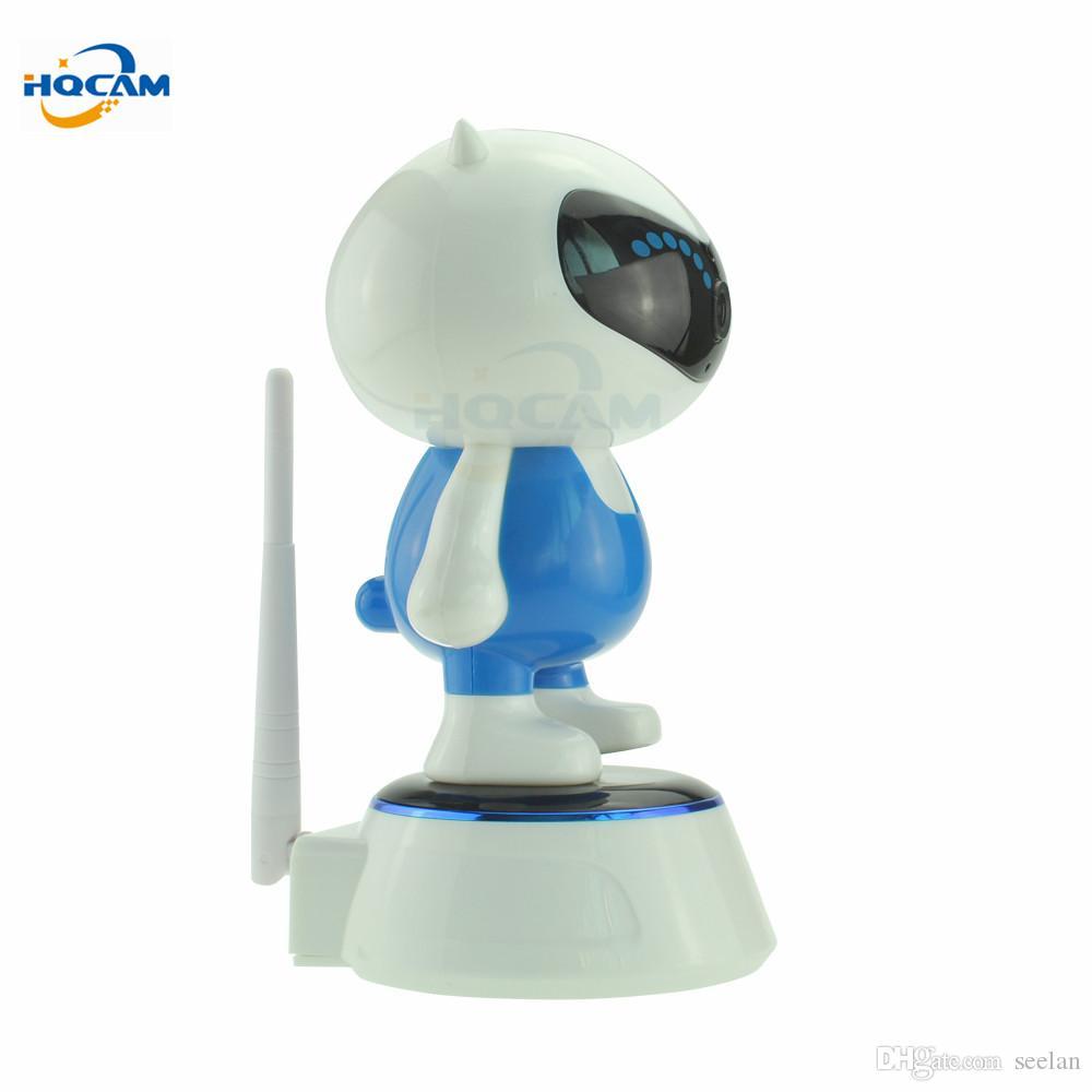HQCAM 1080P 2.0MP WIFI IP كاميرا لاسلكية IR-قص للرؤية الليلية اتجاهين الصوت PTZ كاميرا المراقبة P2P الغيمة موبايل APP مشاهدة