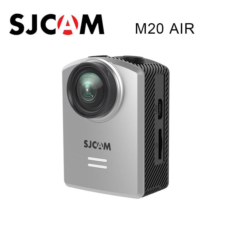 100٪ الأصل عمل sjcam m20 الهواء كاميرا wifi للماء 1080 وعاء NTK96658 12mp خوذة كاميرا فيديو الرياضة dv
