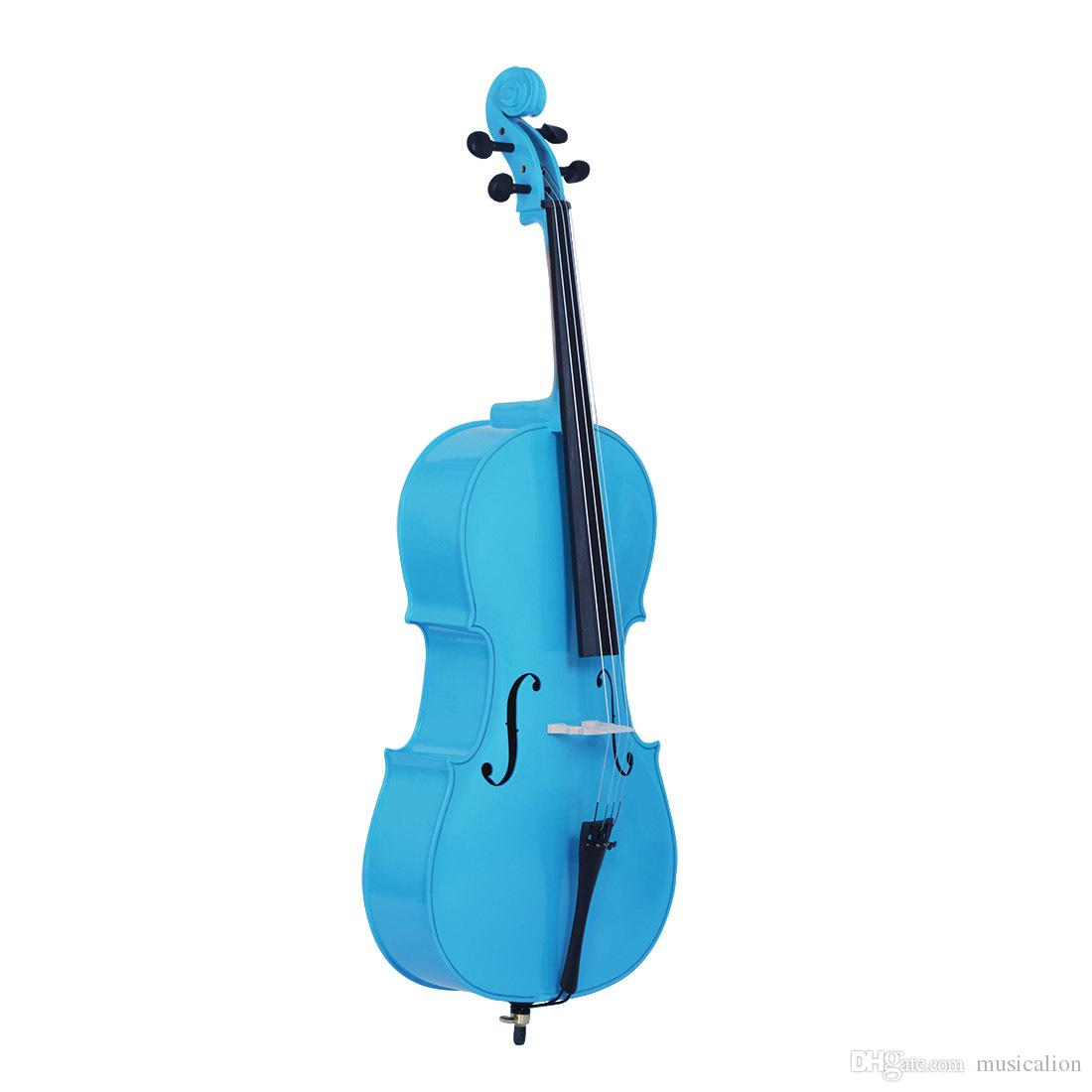 Blue Cello Beginners Practice Cello NZ 2020 From Musicalion, NZ ...
