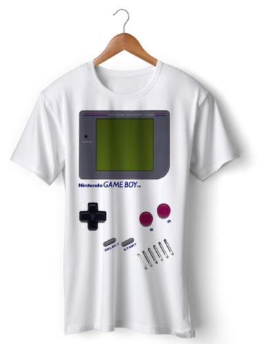 تي شيرت بالجملة خصم Gameboy Original Game Console Large Digital Print Unisex S - 5xl Free Shipping Funny O Neck T Shirt