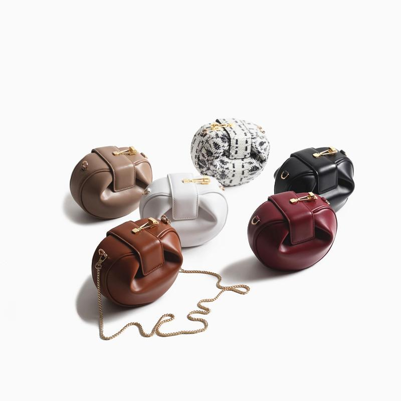 Mini Cross Body Bags Women Brand Designer Fashion Runway Clutch Bag Ladies Genuine Leather Handbags Chain Shoulder Bags Freeshipping