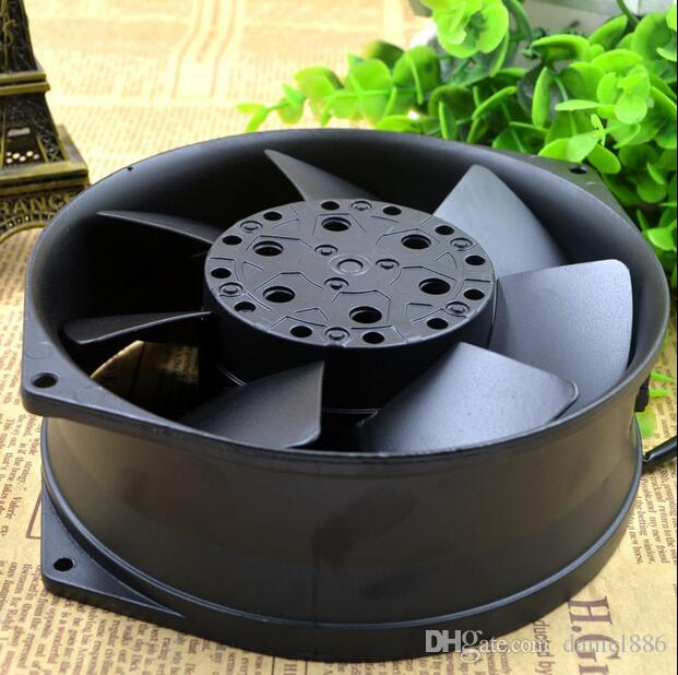 Cytom for Germany ebmpapst W2S130-AA03-01 230V 15055 Metal high Temperature Resistant Fan 7855ES