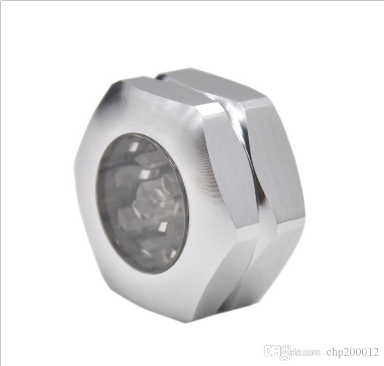 Meuleuse à main en métal transparent 50mm