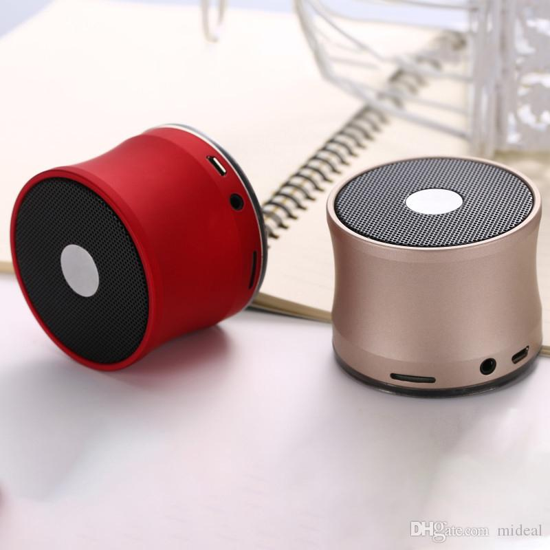 Stable Quality Bluetooth Mini Speaker EWA A109 Portable Speakers Wireless Mic Microphone Sound Box TF Card MP3 Player Hands-free Super Bass