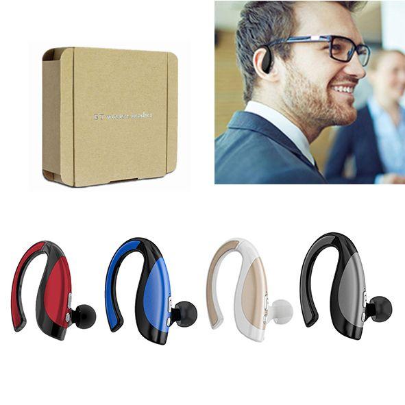 X16 Bluetooth Headphones Ear Hook Wireless Earphones Headset With Mic For Iphone X 8 Plus Samsung S8 S9 Cell Phone Earphone Cell Phone Headphone From Mini Box 7 22 Dhgate Com
