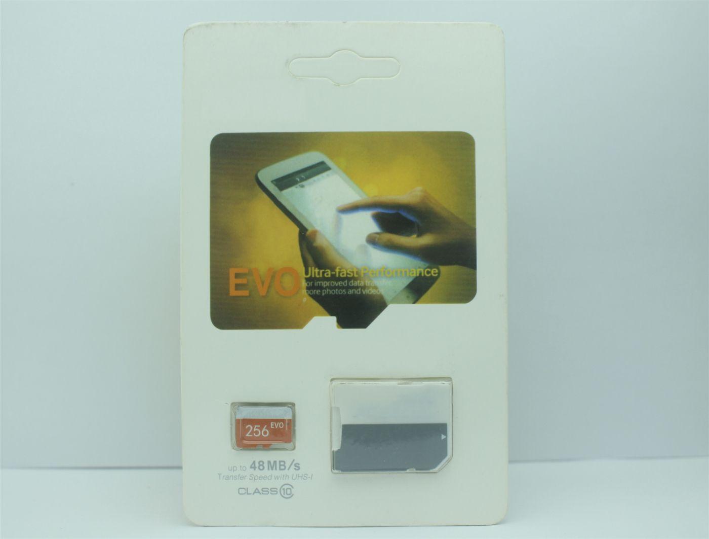 2019 New Hot Class 10 EVO 128GB 64GB 32GB 16GB 8GB SD Card MicroSD TF Memory Card C10 Flash SD Adapter Retail Package