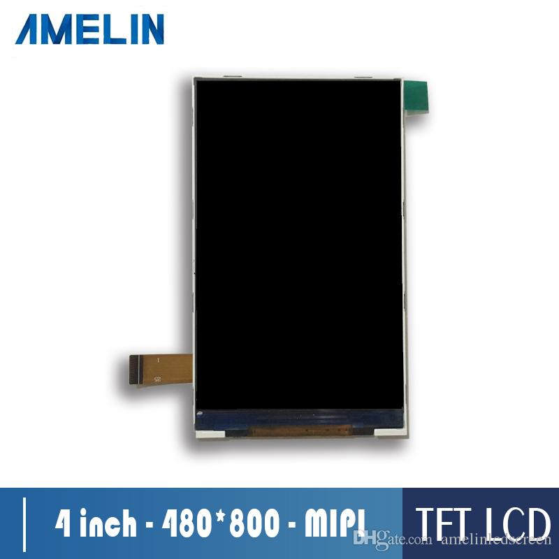 4 inch 480*800 tft lcd module display with IPS viewing angle screen and MIPI interface panel