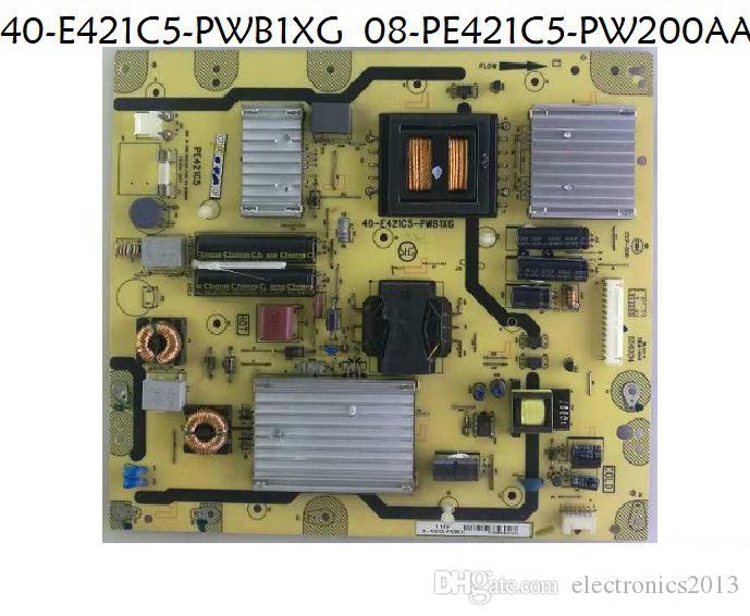 Frete Grátis Testado Trabalho Original LCD Monitor de Placa de Alimentação PCB Unidade Para TCL 40-E421C5-PWB1XG 08-PE421C5-PW200AA