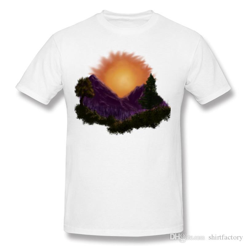 뜨거운 판매 남자 100 % 코튼 저녁 글로우 티셔츠 남성 오 - 넥 블랙 반소매 티셔츠 플러스 사이즈 캐주얼 티셔츠