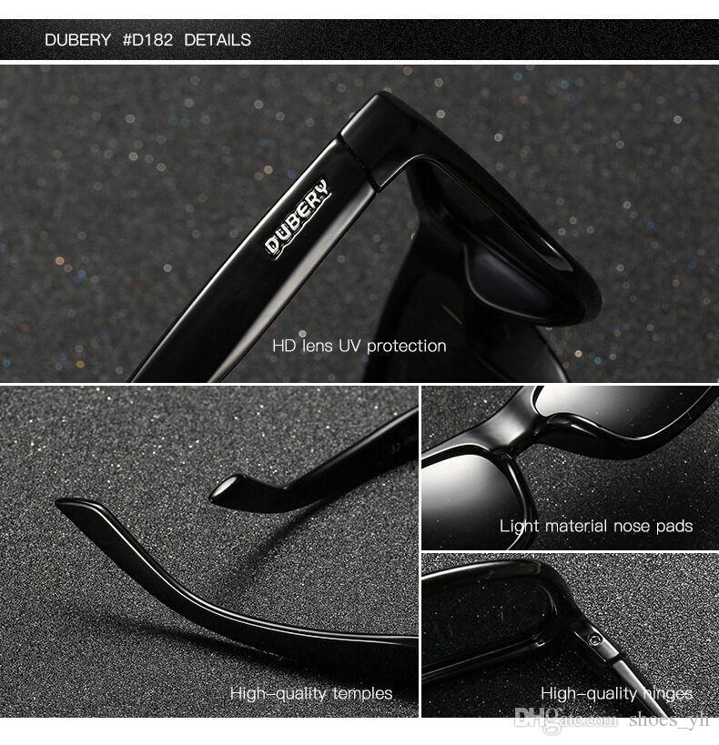 Gafas de sol altamente polarizadas Montura de metal Resina UV400 Gafas Gafas de sol para hombre con gafas de sol con estuche + Gafas
