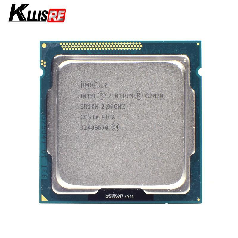 Intel Pentium G2020 Dual Core 2.9GHz 3M Cache CPU Processor SR10H LGA1155