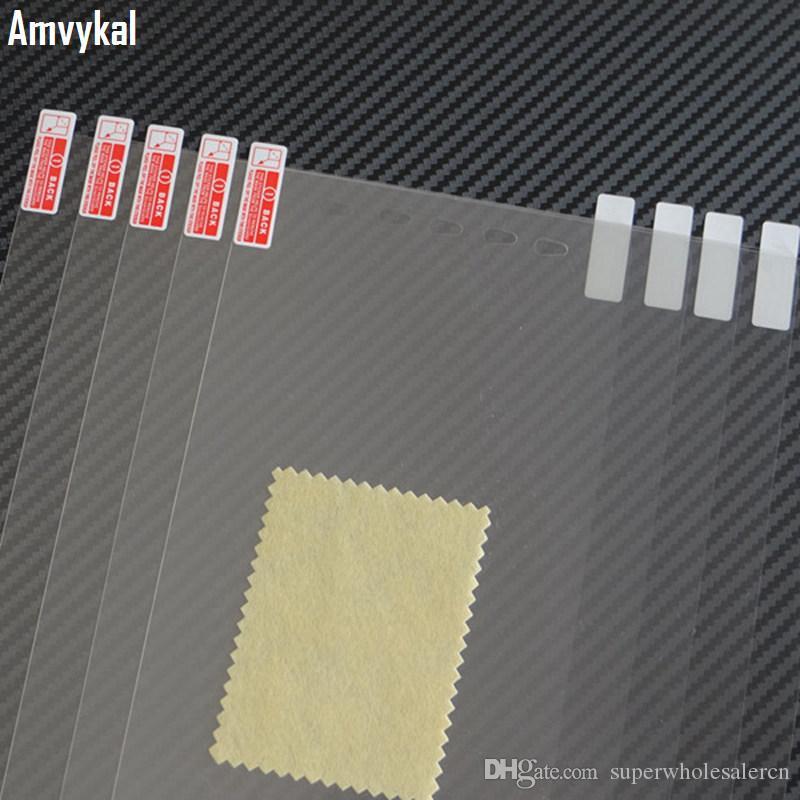 Amvykal dla iPada 2 3 4 5 6 AIR1 AIR2 PRO 9.7 CAL Ochraniacz ekranu Pet Clear Screen Guard (nie hartowane szkło)