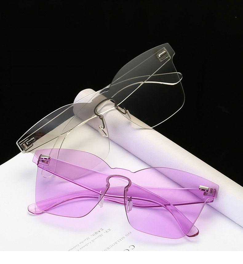 New Sunglasses Women glasses Elegant Pattern Integration Sunglasses Goggle Outdoor eyewear for travel go shopping UV400