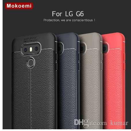 """Mokoemi мода личи шаблон ударопрочный мягкий 5.7""""для LG G6 чехол для LG G6 сотовый телефон чехол"""