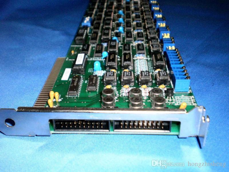 Карточка текущего объема производства напряжения тока доски PCL-726 6-CH Industrialequipment