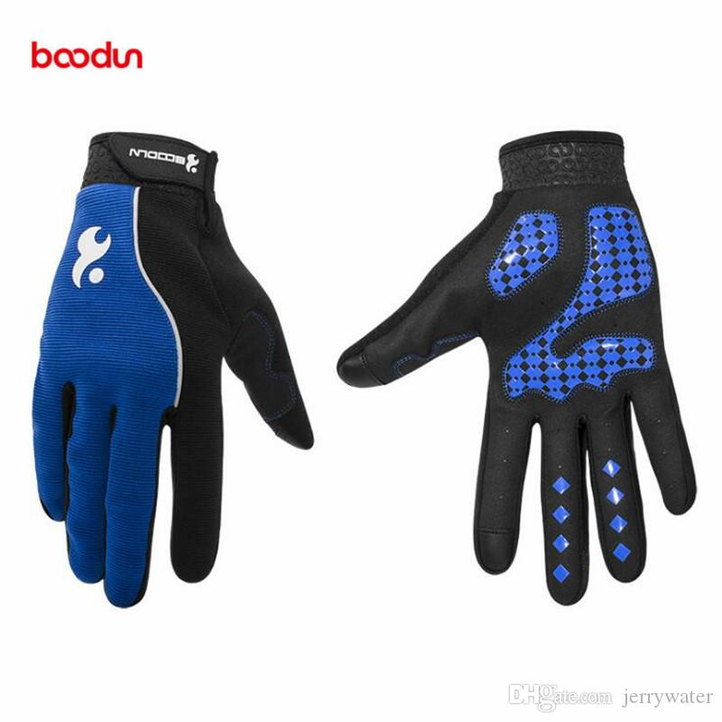 MTB Cycling Gloves Gel Pad Sports Bike Mitten Bicycle Short Finger Gloves