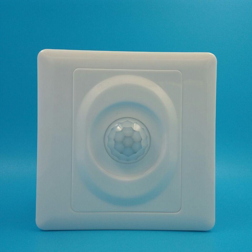 Yüksek Kalite 110 V Otomatik LED Işık Balina Anahtarı için Kızılötesi PIR Hareket Sensörü Anahtarı
