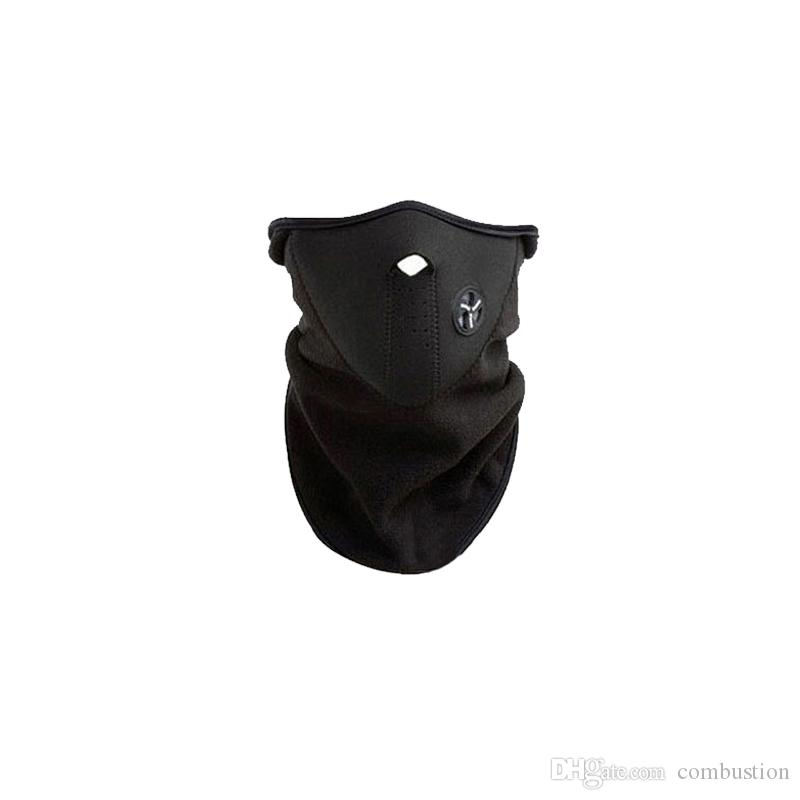 Riding Mask Winter Warm Cold Face Ski Head Hood Bicycle Motorcycle Windproof Sports Riding Mask