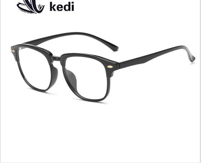 Super Myopia Men Frame Korea Frames Individual Frame Glasses Light And Women Full Eyeglass Optical Frame New Qwebo