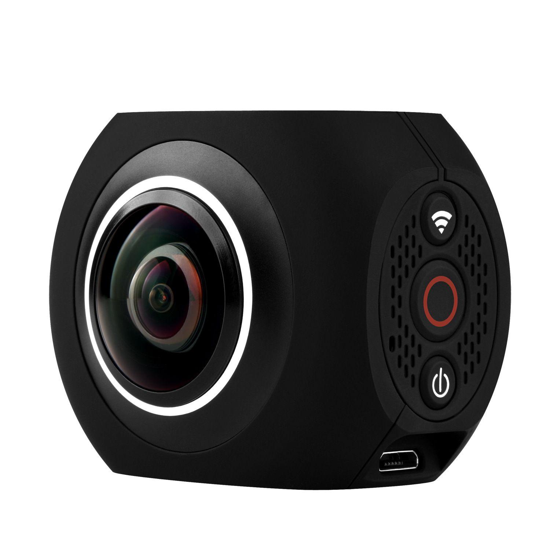 كاميرا بانورامية 4K ، VR HD عدسة مزدوجة ، وكاميرا 360 درجة الحركة ، وكاميرا خارجية 720 درجة.
