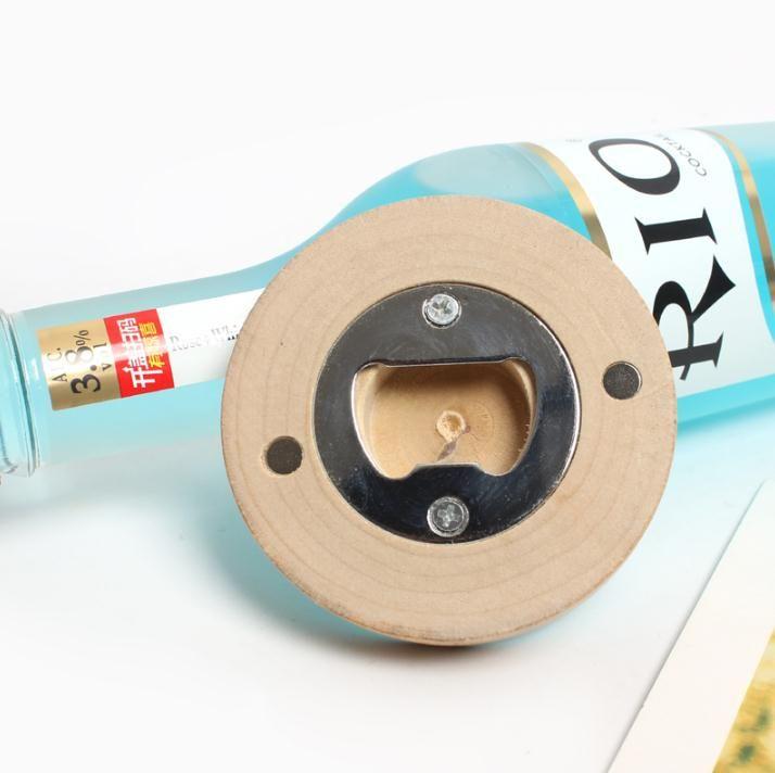 2 in 1 Fisch Form Bier Flaschenöffner Edelstahl Kühlschrank Magnet