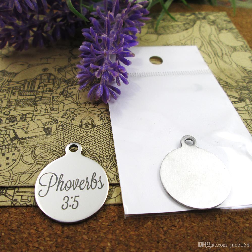 40шт - «phovesbs3 5» прелесть нержавеющей стали больше стиля для выбора DIY очаровывает подвески для ожерелья