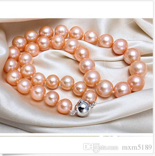 rare gorgeous 12-13mm round south sea gold pink pearl necklace 18inch 925s gorgeous 12-13mm round south sea gold pink pearl necklace 18inch
