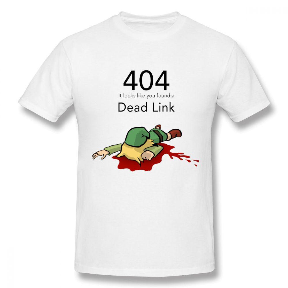 Male Dead Link T Shirt The Legend Of Zelda
