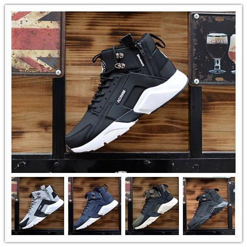 Scarpe Running Brooks Huarache 6.0 Scarpe Da Corsa Di Lusso Scarpe Da Uomo Di Design Sneakers Zip Scarpe Da Ginnastica Bianche Nere Da Donna